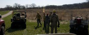 Introduction to Prescribed Burning @ The Leopold Center | Baraboo | Wisconsin | United States