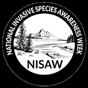 Logo for National Invasive Species Awareness Week