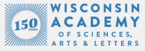 Logo of the Wisconsin Academy of Sciences, Arts, and Letters.